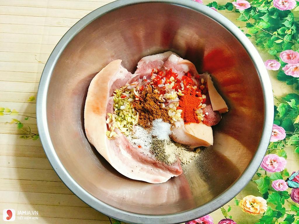 cách nướng thịt ba chỉ bằng lò nướng-6
