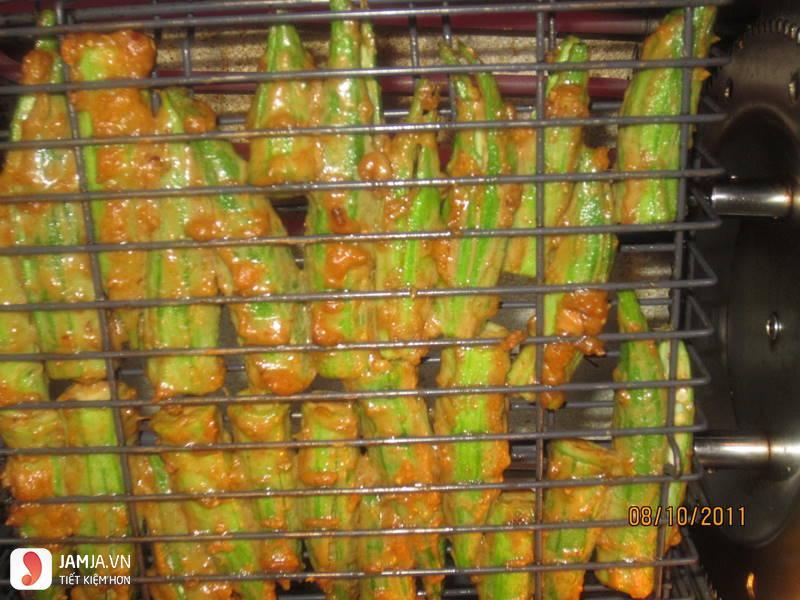 Mẹo nhỏ khi chế biến các món ăn từ đậu bắp