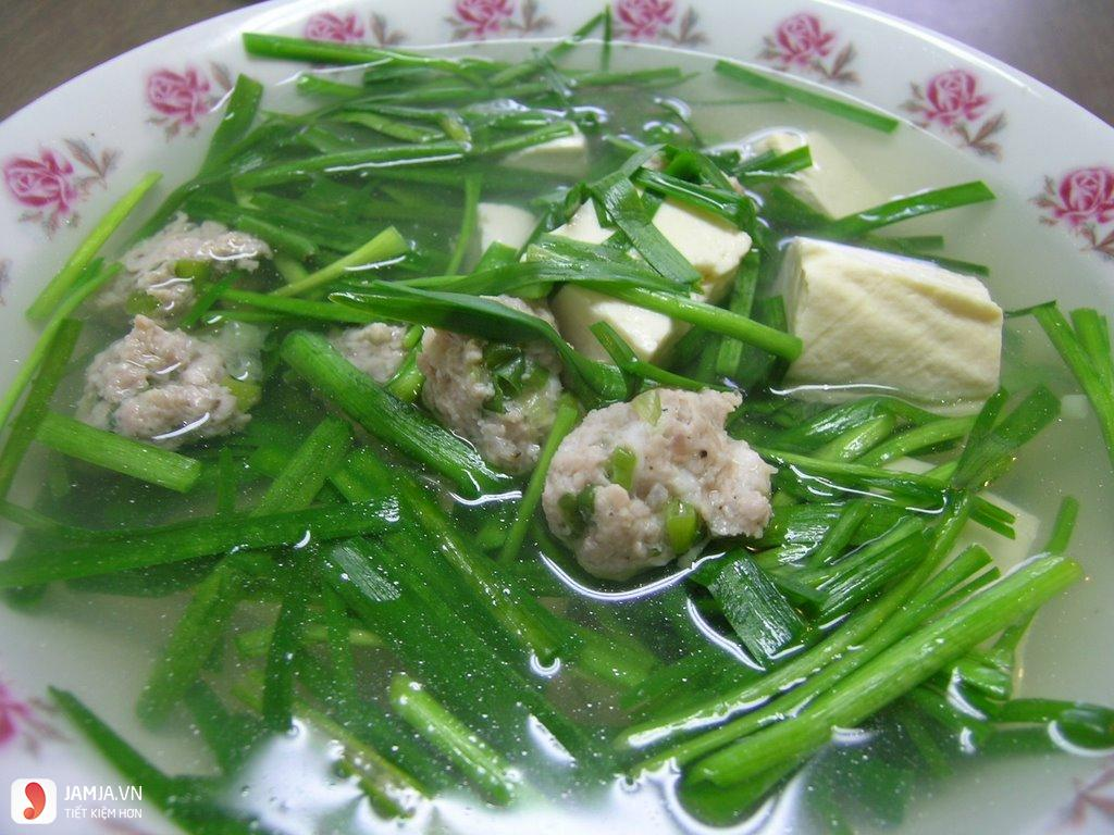 Cách nấu canh thịt heo lá-1
