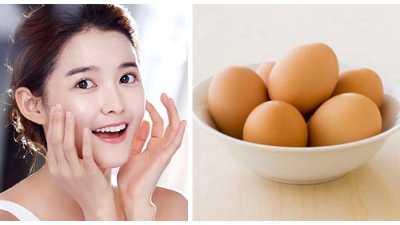 Đắp mặt nạ trứng gà có bị ăn nắng không?