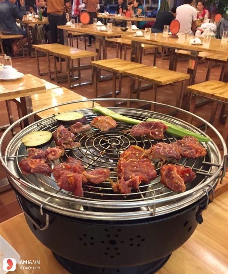 Đồ ăn ở Đông Phương Quán