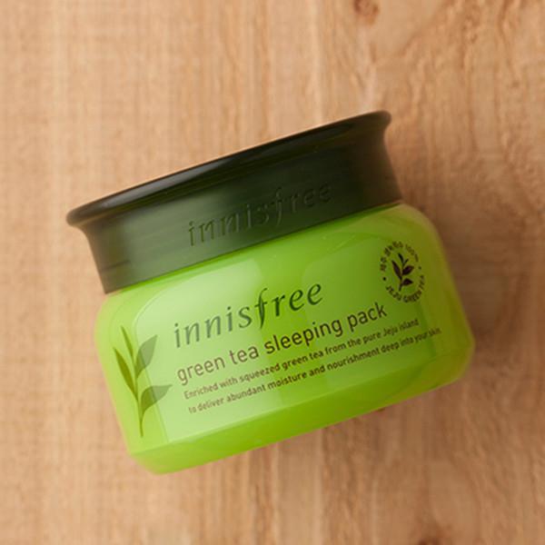 Dòng sản phẩm Innisfree Green Tea