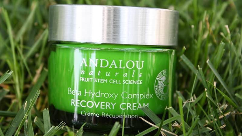 Kem dưỡng da Andalou Beta Hydroxy Recovery Cream cho bà bầu