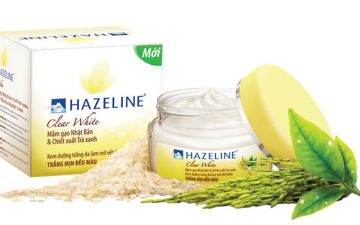 Review chi tiết các dòng kem dưỡng của Hazeline-1