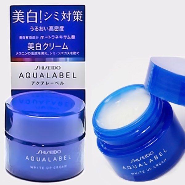 Review kem dưỡng da Shiseido Aqualabel -3
