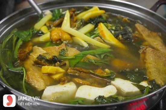 Lẩu ếch Hà Nội - 1