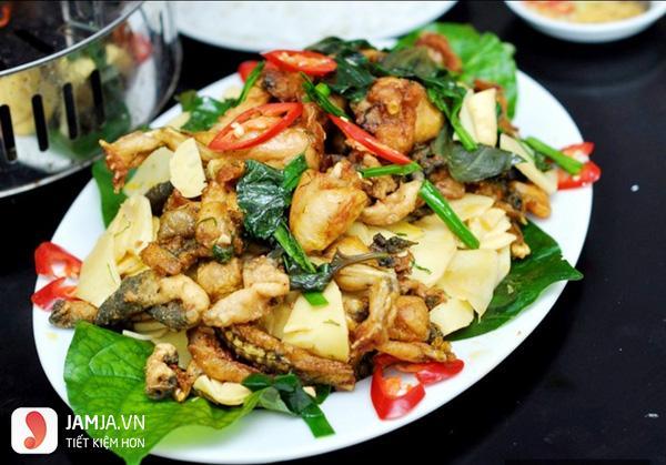 Lẩu ếch Hà Nội - 10