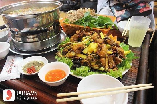 Lẩu ếch Hà Nội - 13