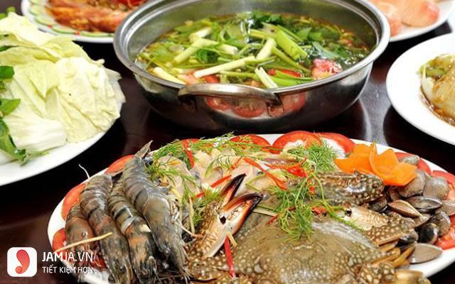 Lẩu hải sản Hà Nội - 2