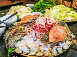 Lẩu hải sản Hà Nội