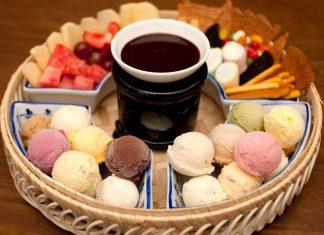 Lẩu kem Hà Nội