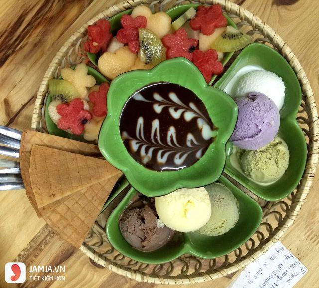 Lẩu kem Hà Nội - 12