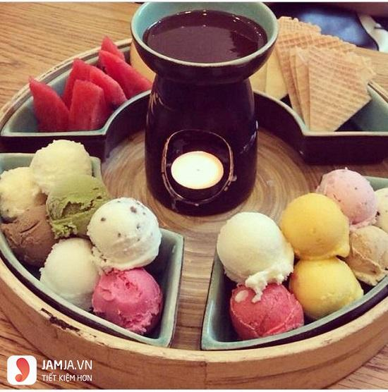 Lẩu kem Hà Nội - 8