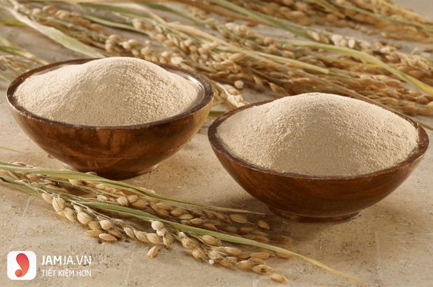 cách làm bột cám gạo đắp mặt-2