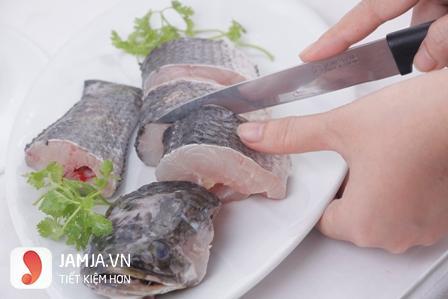 cách nấu mì Quảng cá lóc-5