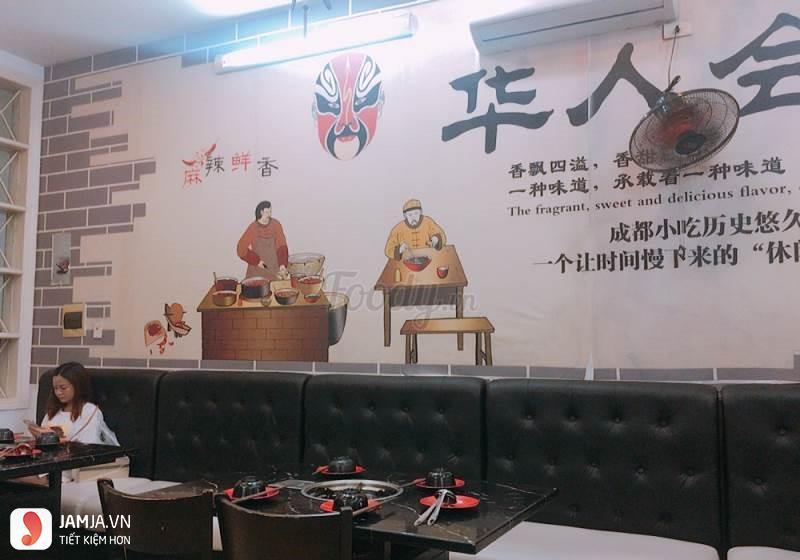 Nhà hàng Lẩu Tứ Xuyên