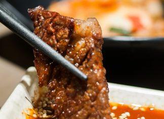 nước chấm thịt nướng kiểu Nhật