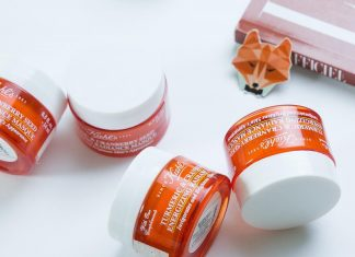 Review mặt nạ nghệ Kiehl's 10