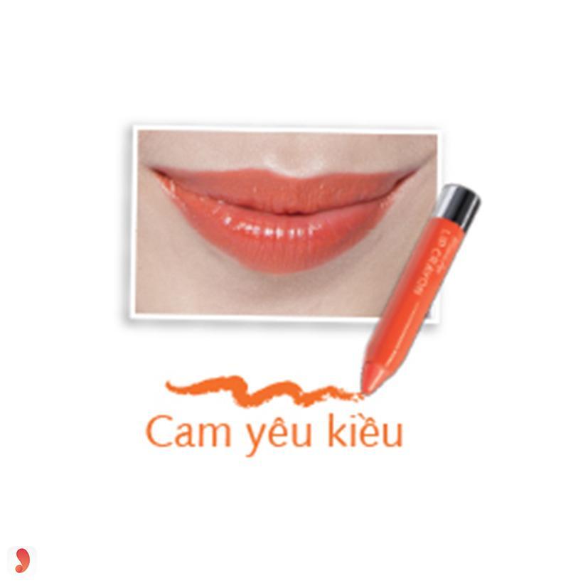 Bảng màu son bút chì Miracle Apo Lip Crayon-1
