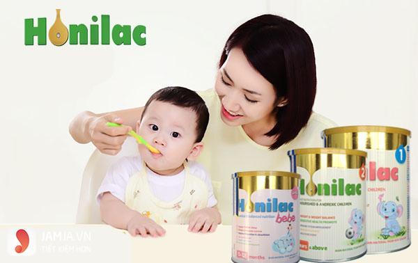 sữa nào giúp bé tăng cân nhanh nhất-honilac