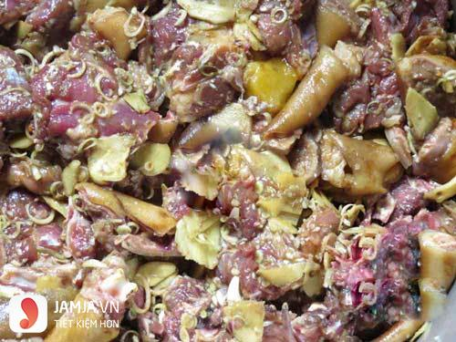 Thịt mèo nấu rựa mận-3