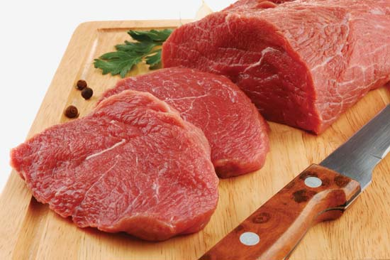 Giá trị dinh dưỡng của thịt trâu