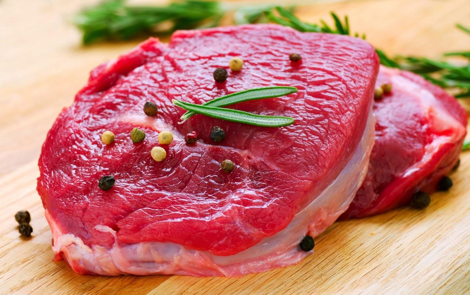 thịt trâu xào rau răm