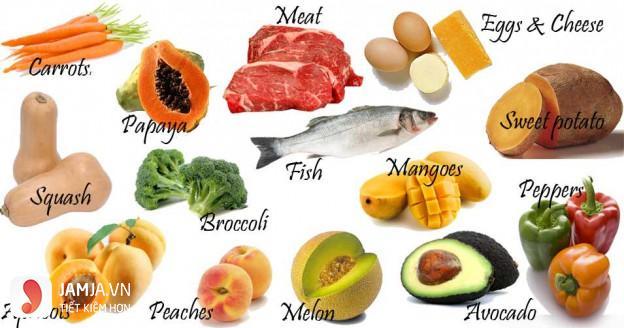 Vitamin B có trong thực phẩm nào-4
