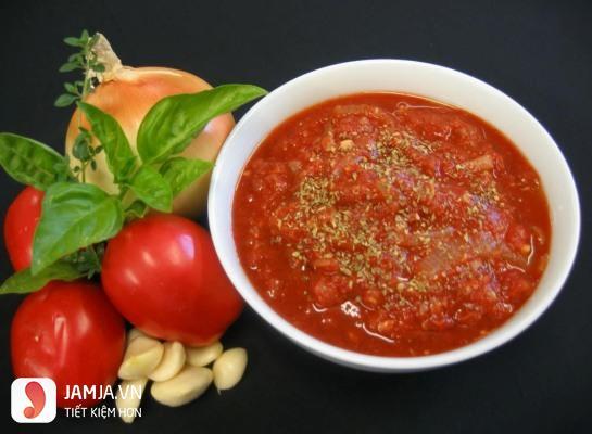 Thịt bò sốt cà chua-1
