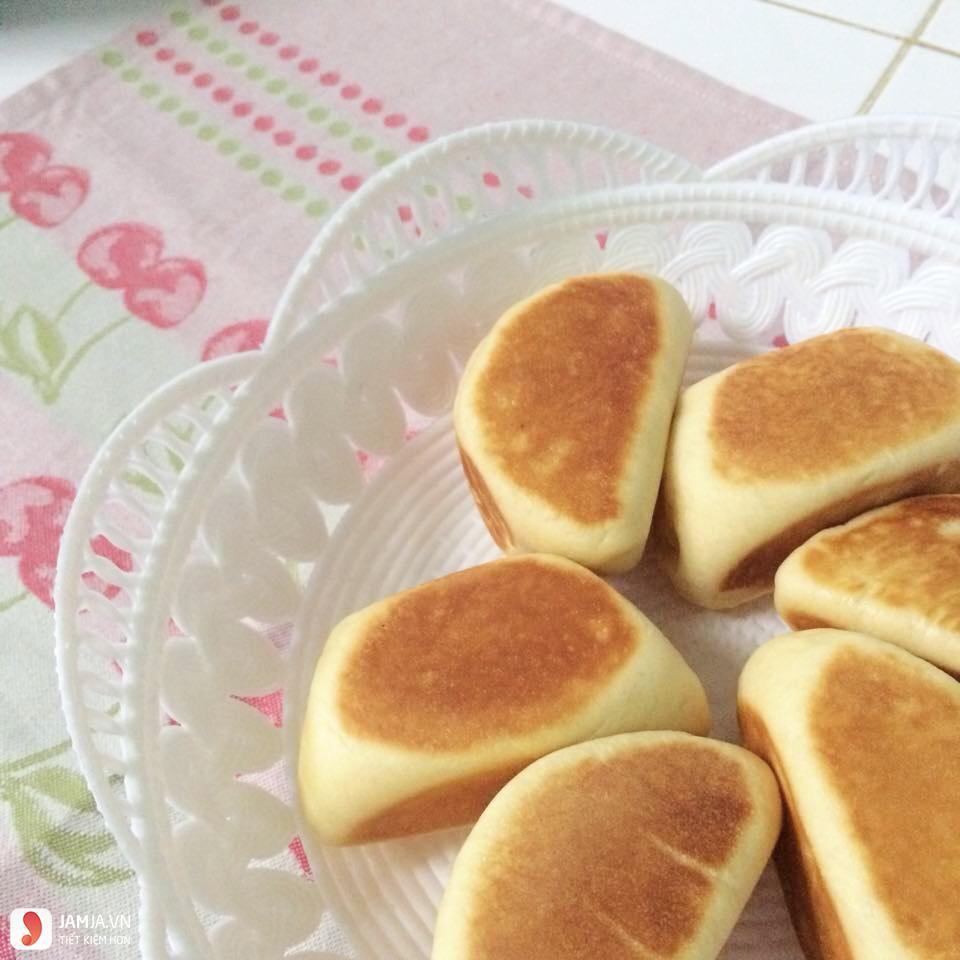 Cách làm bánh bao chay sữa từ bột mì-5