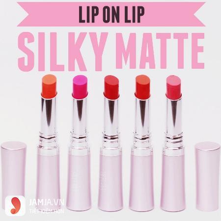 Son Lip On Lip Silky Matte Review-4