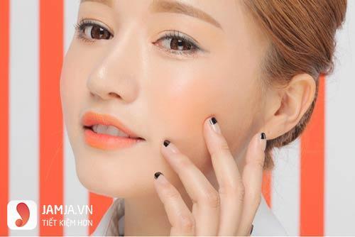 Son Lip On Lip màu cam tươi Neon Orange