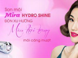 bảng giá mỹ phẩm Mira 20