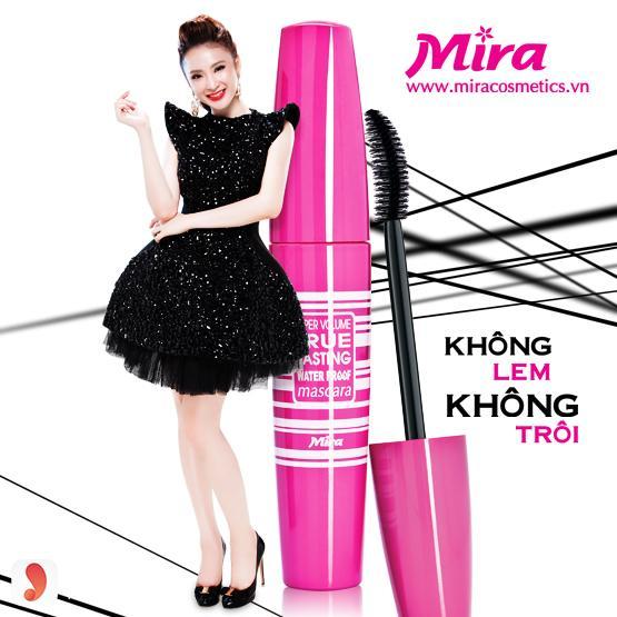 bảng giá mỹ phẩm Mira-3