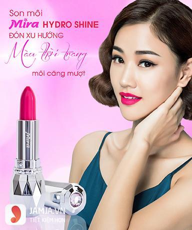 bảng giá mỹ phẩm Mira-7