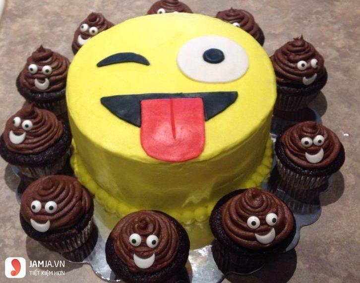 bánh sinh nhật buồn cười bựa -1