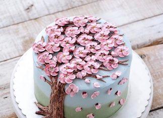 bánh sinh nhật buồn cười