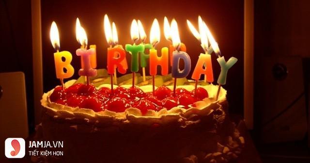 Tại sao bánh sinh nhật có hình tròn2