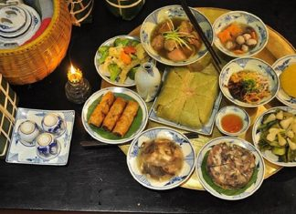 các món ăn đãi tiệc đám giỗ