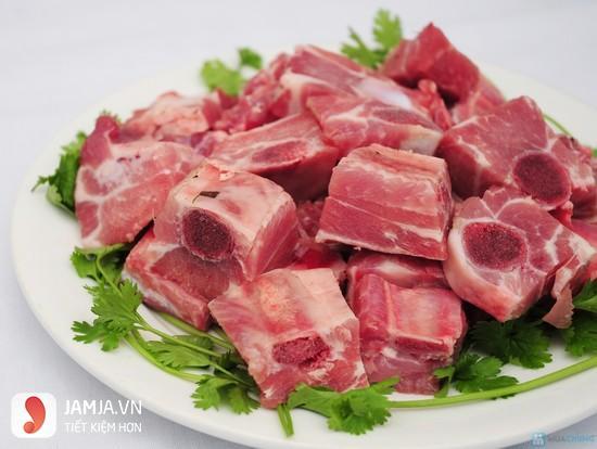 cáMón ăn ngon cuối tuần dễ làm từ thịt lợn-2