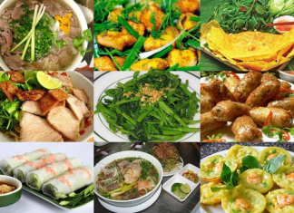 các món ăn ngon cuối tuần dễ làm