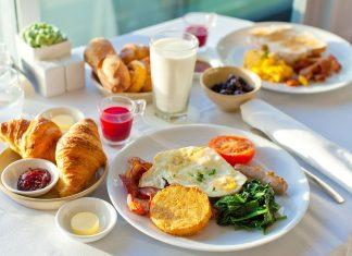 các món ăn sáng nhanh tại nhà