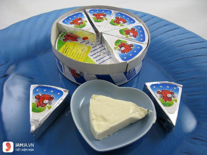 giá trị dinh dưỡng của phô mai con bò cười-1
