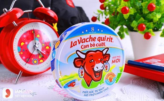 giá trị dinh dưỡng của phô mai con bò cười-3