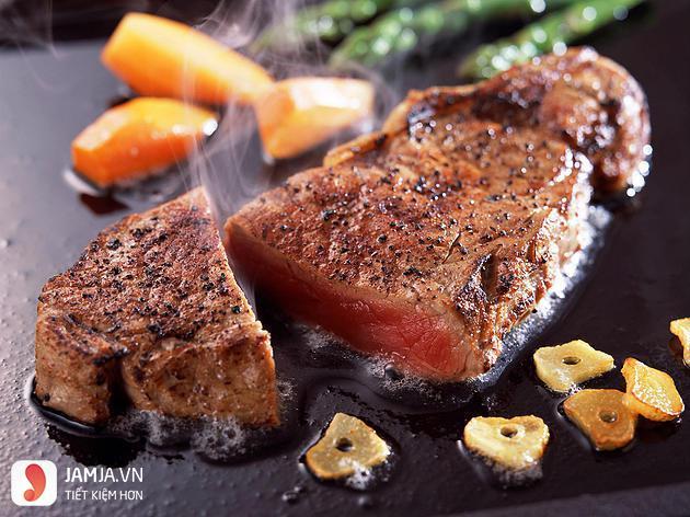 Giá trị dinh dưỡng của thịt bò 2