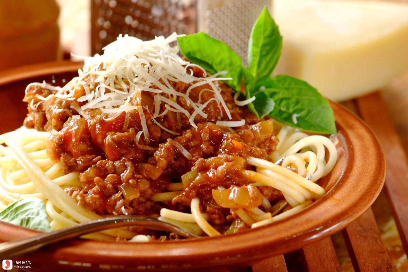 cách làm mì spaghetti sốt thịt bò-1