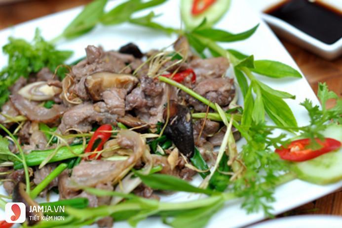 Cách nấu thịt chó ngon- thịt chó xào lăn 3