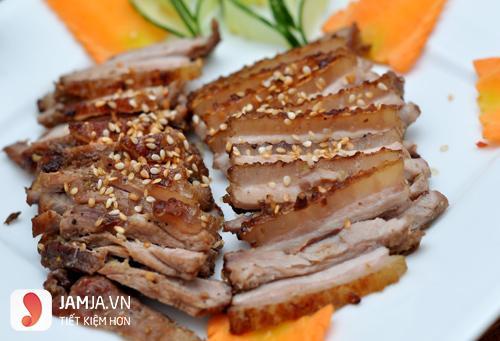 cách làm thịt nhím nướng
