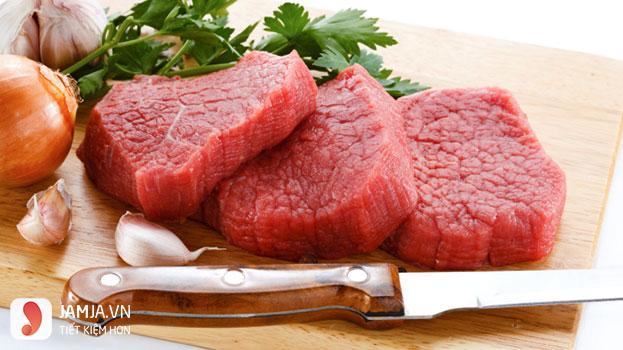 Cách phân biệt thịt bò với thịt trâu-2