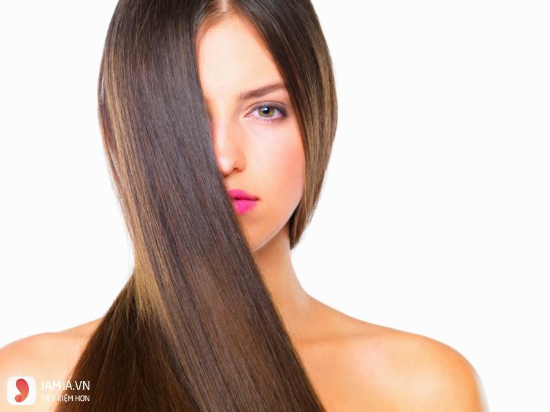 Cách làm tóc thẳng tại nhà - 1